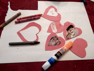 Valentine Tree How To