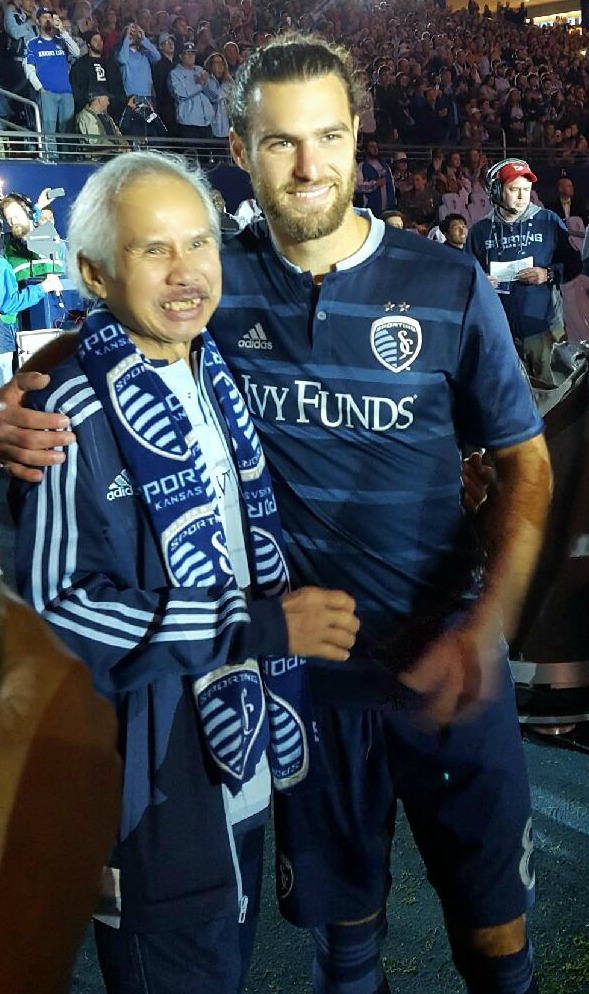 Lee and Graham Zusi