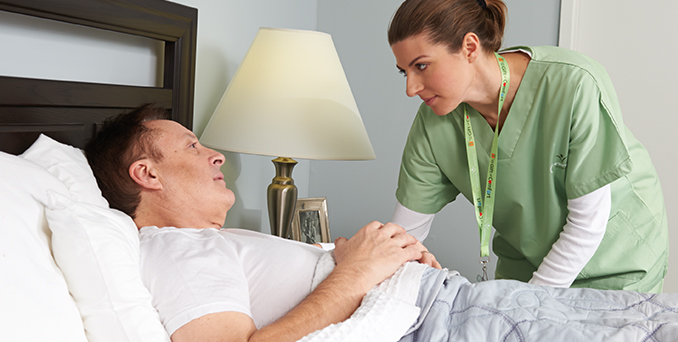 pain management in hospice