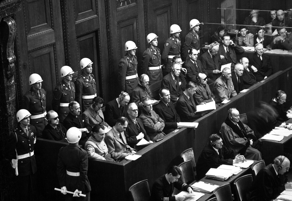 the branches of law used during the nuremberg trails and its impact of international human rights la