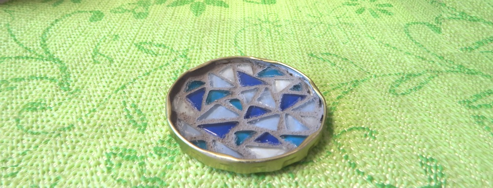 Mosaic Coasters Craft Activities For Dementia Patients
