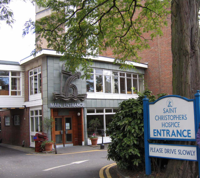 st christophers hospice