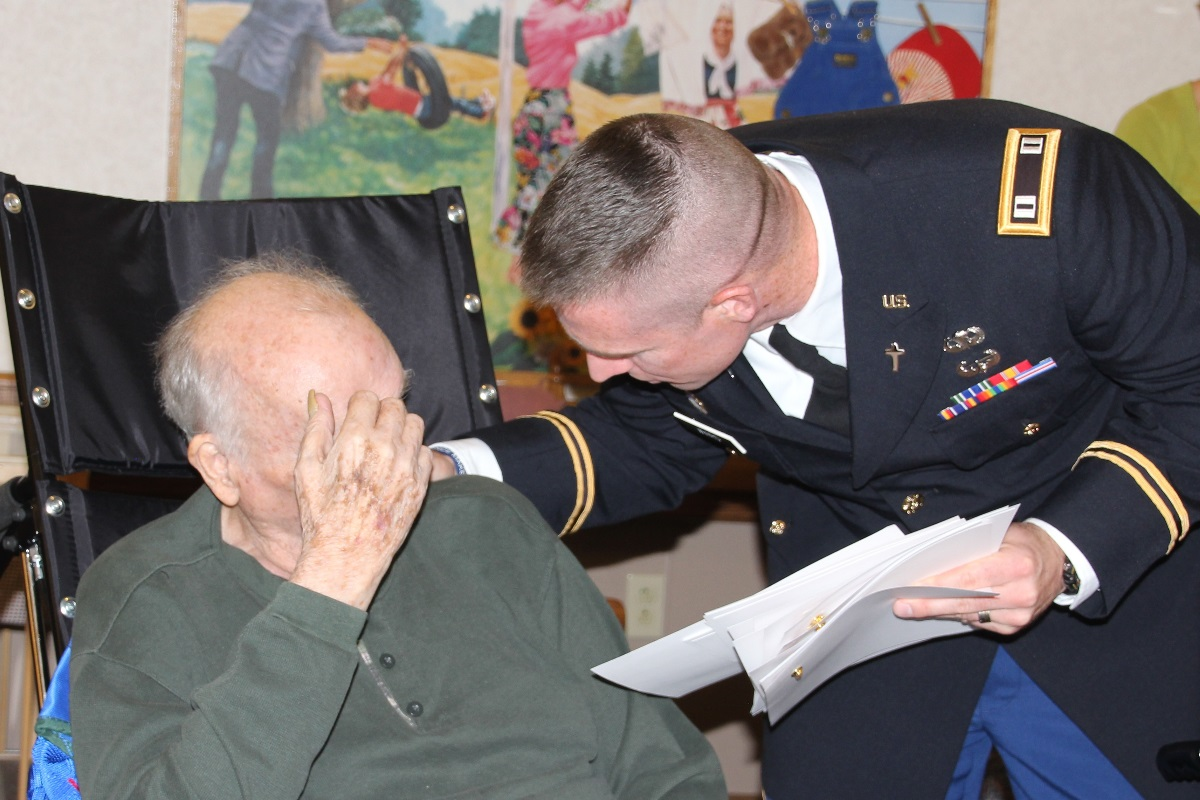 veteran spiritual needs at end of life