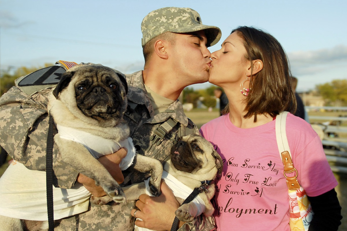 A ptsd dating veteran with For Veterans
