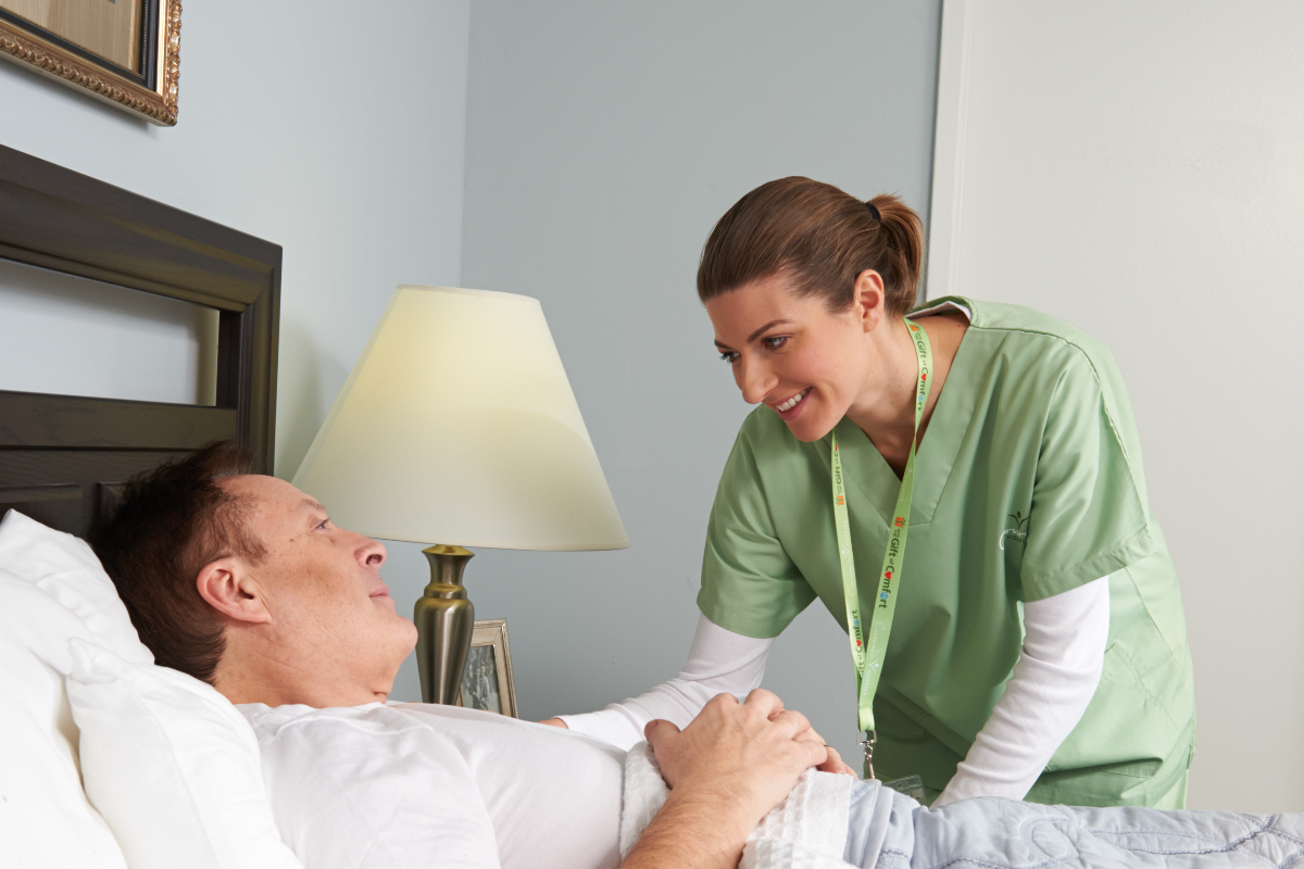 planning ahead for hospice care